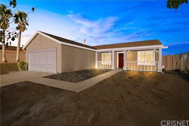 3716 United Street, Rosamond, CA 93560 (#SR19245111) :: Powerhouse Real Estate