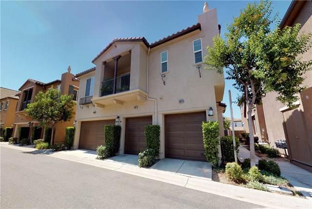 28473 Santa Rosa Lane #638, Saugus, CA 91350 (#SR19244498) :: Millman Team
