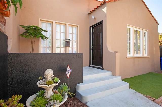 4117 Monroe Ave, San Diego, CA 92116 (#190056982) :: J1 Realty Group