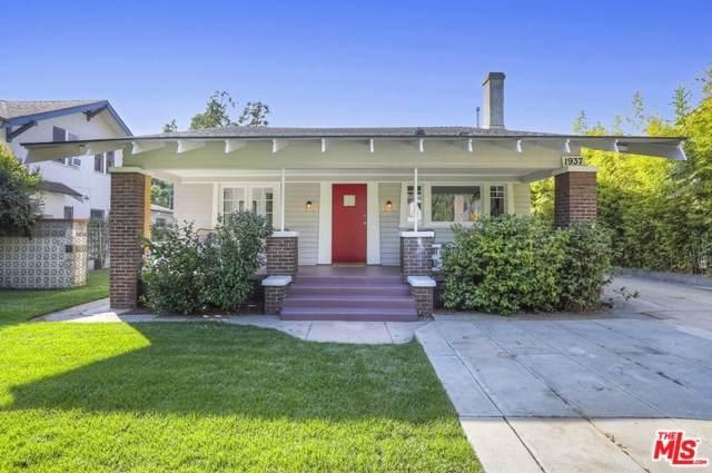 1937 Taft Avenue, Los Angeles (City), CA 90068 (#19521358) :: Rogers Realty Group/Berkshire Hathaway HomeServices California Properties