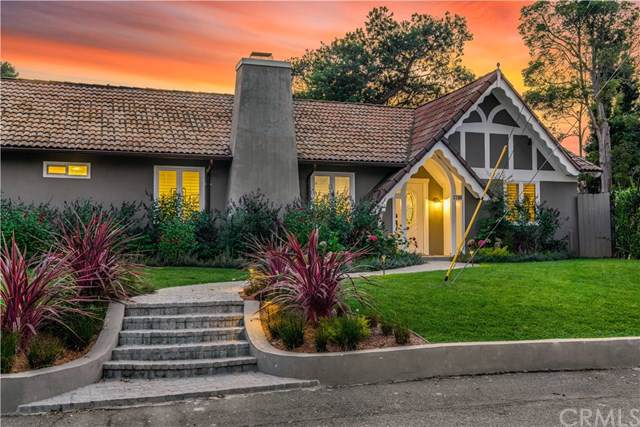 27563 Rainbow Ridge Road, Palos Verdes Peninsula, CA 90274 (#SB19243657) :: Keller Williams Realty, LA Harbor