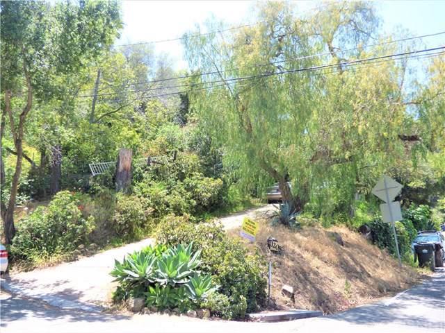 1208 Fernwood Pacific Drive, Topanga, CA 90290 (#SR19245160) :: Rogers Realty Group/Berkshire Hathaway HomeServices California Properties