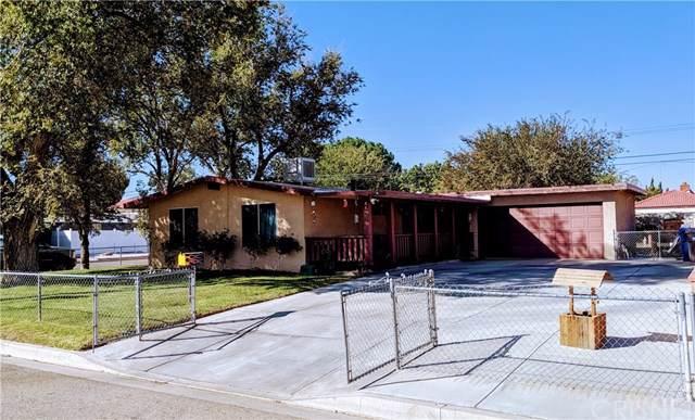 44603 21st Street W, Lancaster, CA 93536 (#SR19245208) :: DSCVR Properties - Keller Williams