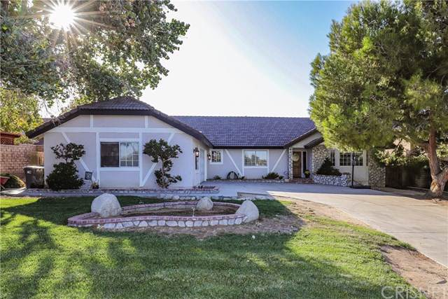 41635 57th Street W, Lancaster, CA 93536 (#SR19245248) :: DSCVR Properties - Keller Williams