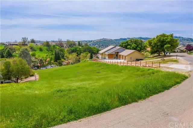 0 Pino Way, Paso Robles, CA 93446 (#NS19245292) :: RE/MAX Parkside Real Estate