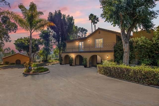 244 Rancho Camino, Fallbrook, CA 92028 (#190057054) :: A|G Amaya Group Real Estate