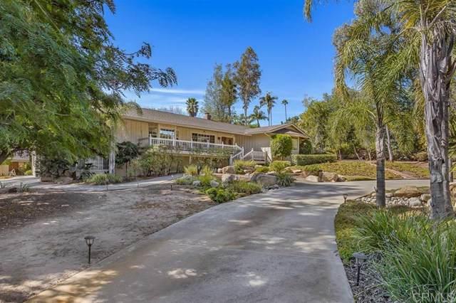 1925 Calmin Dr, Fallbrook, CA 92028 (#190057075) :: A|G Amaya Group Real Estate