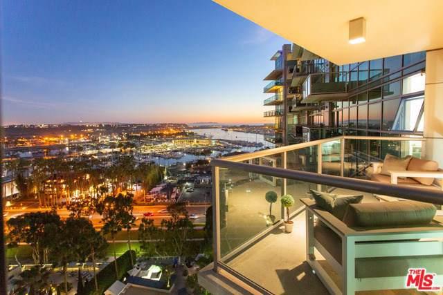 13700 Marina Pointe Drive #1629, Marina Del Rey, CA 90292 (#19521550) :: Veléz & Associates
