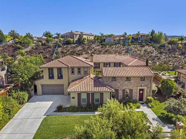14825 Whispering Ridge Rd, San Diego, CA 92131 (#190057093) :: J1 Realty Group