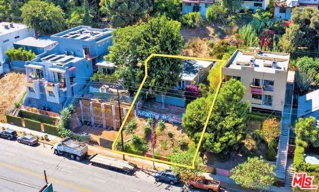 2335 Hyperion Avenue, Los Angeles (City), CA 90027 (#19521624) :: The Marelly Group | Compass