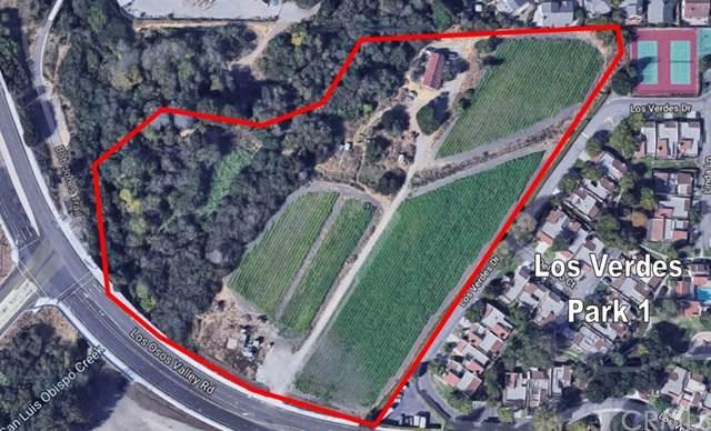 12500 Los Osos Valley Road, San Luis Obispo, CA 93401 (#SP19243755) :: Keller Williams Realty, LA Harbor