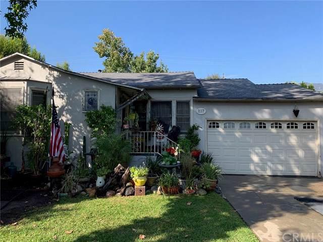 237 Laurel Avenue, Arcadia, CA 91006 (#CV19245746) :: The Parsons Team