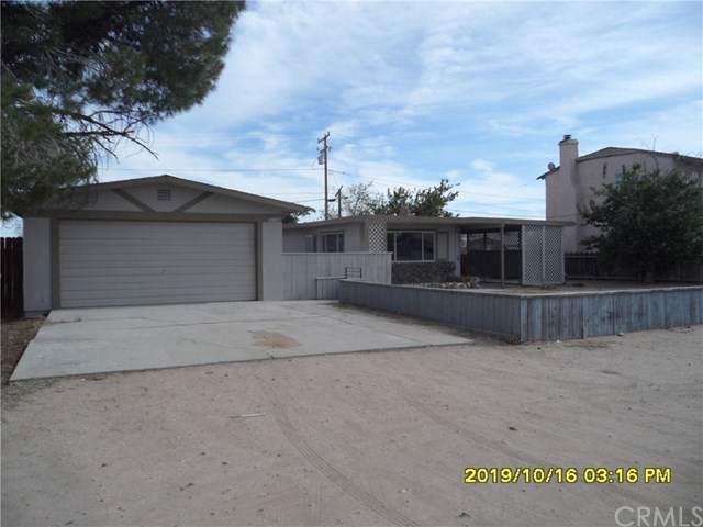 20394 Airway Boulevard, California City, CA 93505 (#CV19245753) :: RE/MAX Estate Properties
