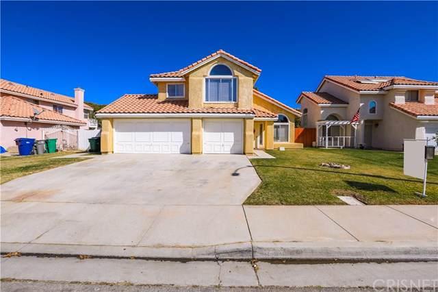 44516 Avenida Del Sol, Lancaster, CA 93535 (#SR19245771) :: DSCVR Properties - Keller Williams