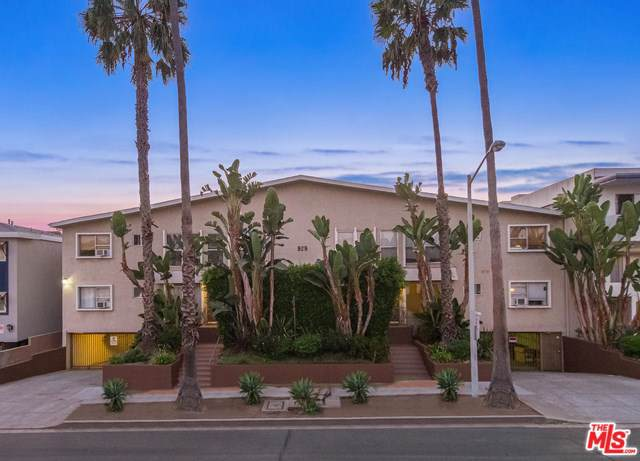 929 N Curson Avenue, West Hollywood, CA 90046 (#19518786) :: The Miller Group