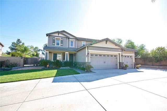 16075 Allison Way, Fontana, CA 92336 (#CV19244425) :: Better Living SoCal