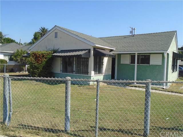 1604 N Wilmington Avenue, Compton, CA 90222 (#SB19245792) :: Keller Williams   Angelique Koster