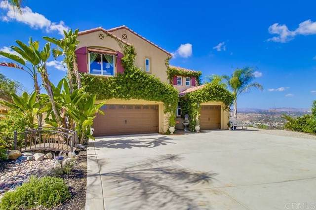 11569 Canyon Park Dr, Santee, CA 92071 (#190057157) :: Better Living SoCal