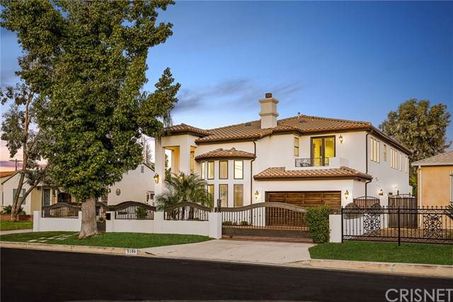 5100 Petit Avenue, Encino, CA 91436 (#SR19245752) :: The Marelly Group | Compass