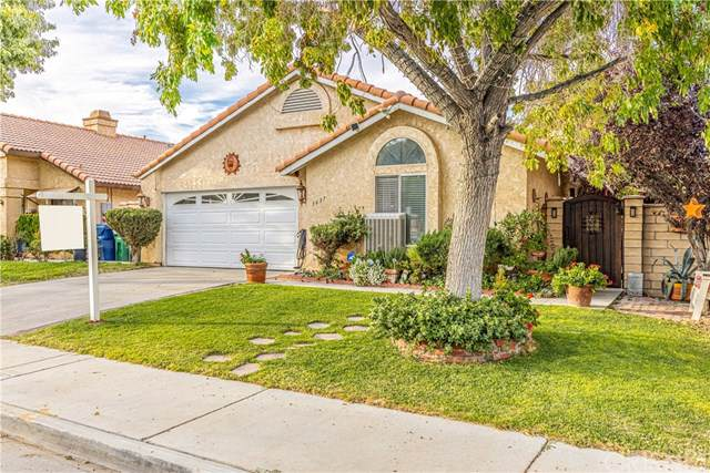 3637 Avocado Lane, Palmdale, CA 93550 (#SR19245868) :: RE/MAX Empire Properties