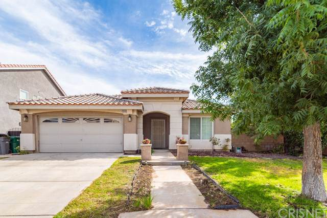 43644 Castle Circle, Lancaster, CA 93535 (#SR19245886) :: DSCVR Properties - Keller Williams