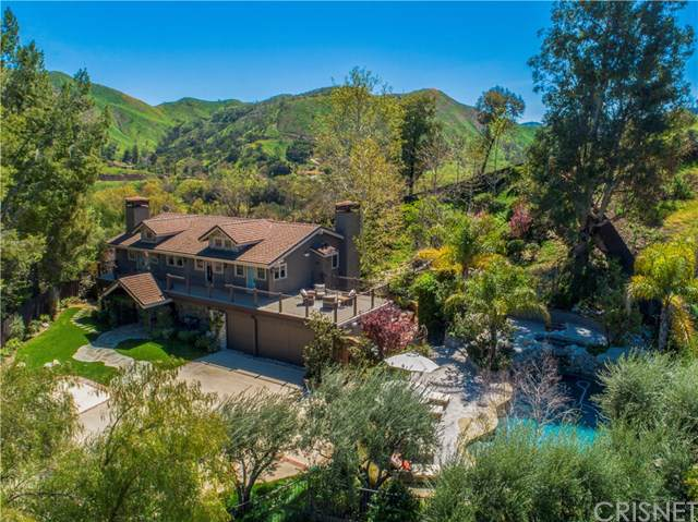 3725 Medea Creek Road, Agoura Hills, CA 91301 (#SR19245907) :: California Realty Experts