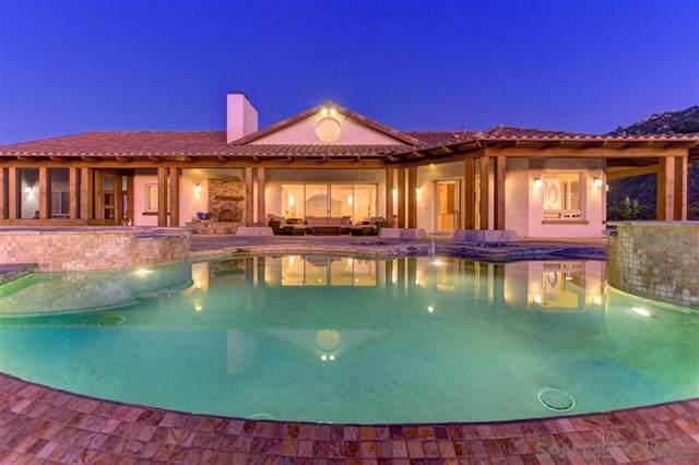 16545 Salida De La Luna, Ramona, CA 92065 (#190057171) :: Provident Real Estate