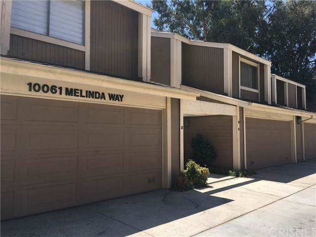 10061 Melinda Way #3, Northridge, CA 91325 (#SR19245569) :: The Parsons Team