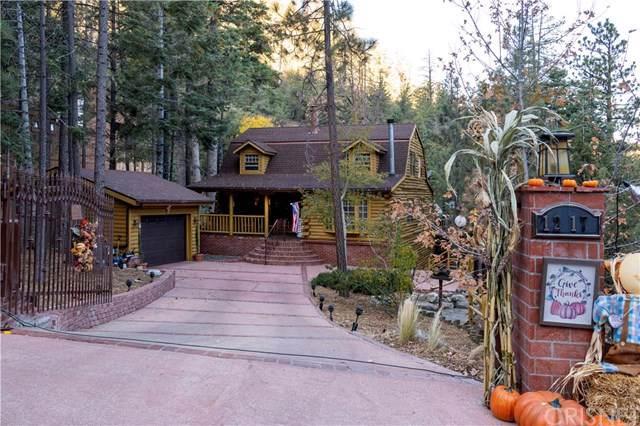 1217 Azalea Drive, Pine Mountain Club, CA 93222 (#SR19242171) :: Berkshire Hathaway Home Services California Properties