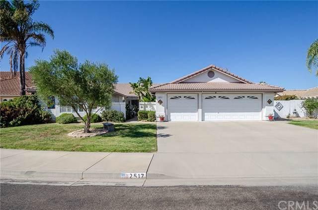 2517 Bardmoor Court, Santa Maria, CA 93455 (#PI19245917) :: RE/MAX Parkside Real Estate