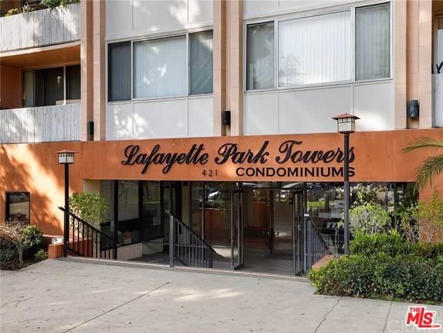 421 S La Fayette Park Place #626, Los Angeles (City), CA 90057 (#19521716) :: RE/MAX Masters