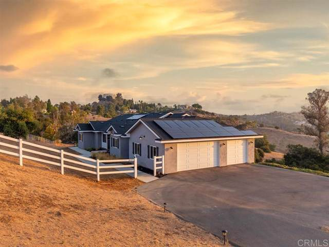 3680 Harmony Hill, Fallbrook, CA 92028 (#190057194) :: Blake Cory Home Selling Team