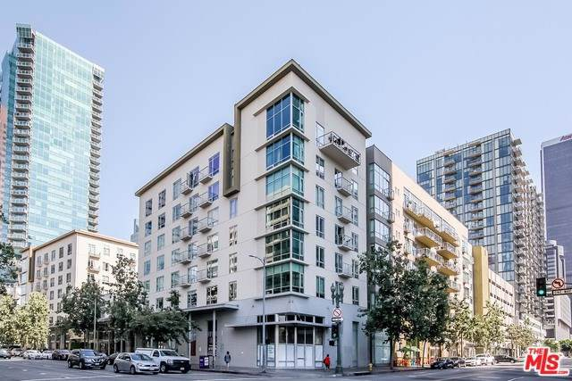 645 W 9TH Street #631, Los Angeles (City), CA 90015 (#19521734) :: The Marelly Group | Compass