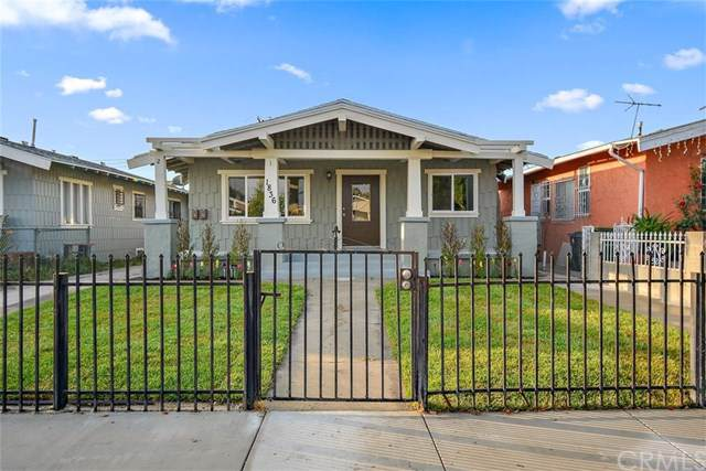 1836 W 38th Place, Los Angeles (City), CA 90062 (#RS19245629) :: The Parsons Team