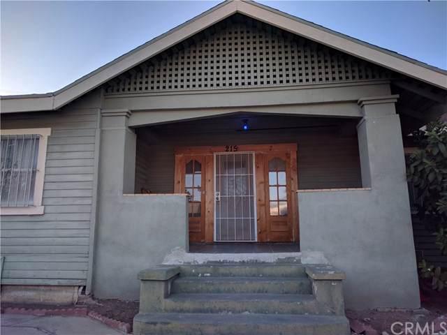 215 S Benton Way, Los Angeles (City), CA 90057 (#CV19245869) :: The Marelly Group | Compass