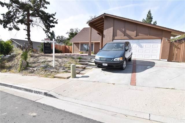 26201 Glorietta Lane, Mission Viejo, CA 92691 (#CV19246049) :: The Marelly Group | Compass