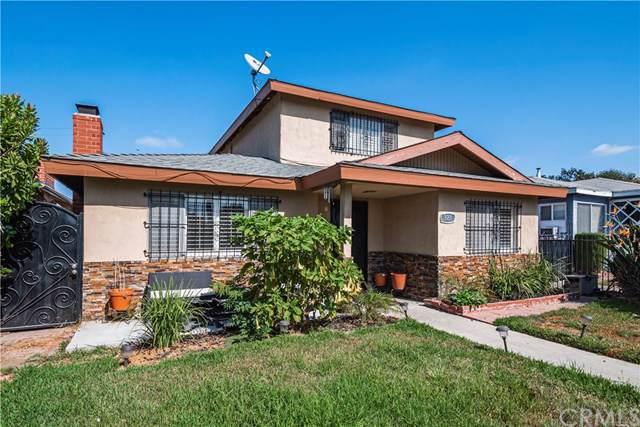 321 E Bort Street, Long Beach, CA 90805 (#CV19245722) :: Harmon Homes, Inc.