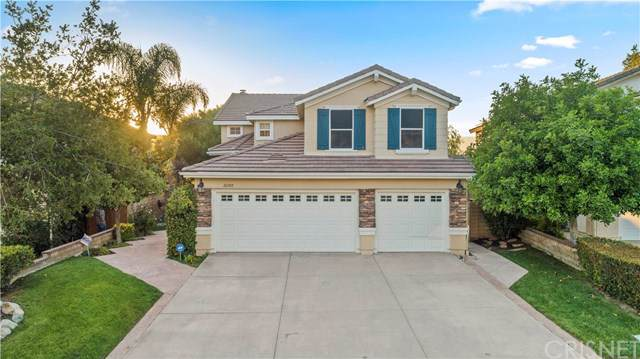 26509 Cardinal Drive, Canyon Country, CA 91387 (#SR19246064) :: The Brad Korb Real Estate Group