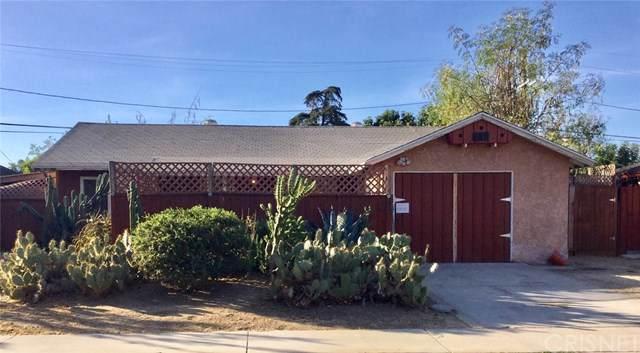 17446 Cohasset Street, Lake Balboa, CA 91406 (#SR19245087) :: The Brad Korb Real Estate Group