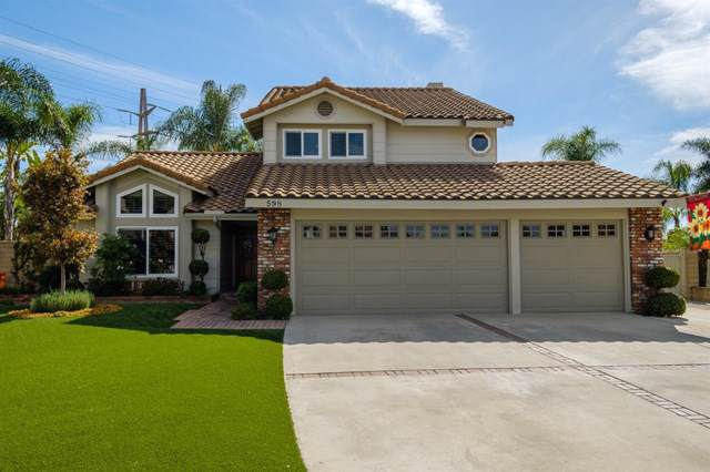 598 E Lureline Court, Upland, CA 91784 (#518825) :: The Costantino Group | Cal American Homes and Realty