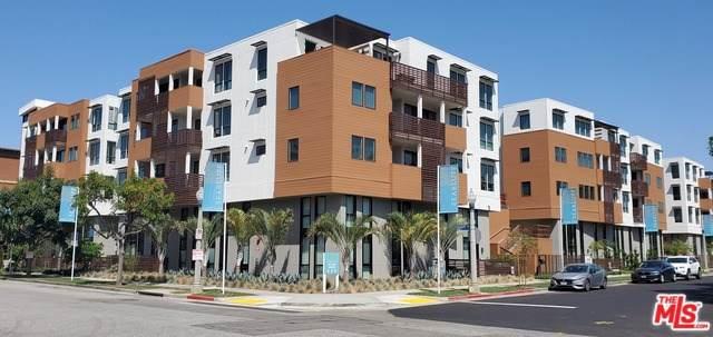 6030 Seabluff Drive #322, Playa Vista, CA 90094 (#19521786) :: Team Tami
