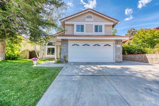 22629 Cardiff Drive, Saugus, CA 91350 (#SR19245540) :: The Brad Korb Real Estate Group