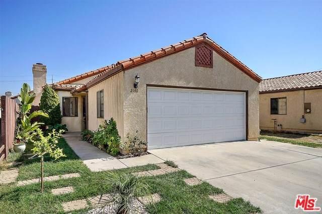 2140 N Chestnut Lane, Santa Maria, CA 93458 (#19521788) :: RE/MAX Parkside Real Estate