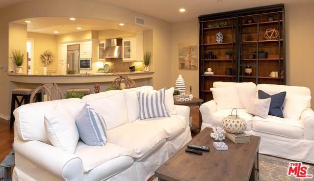 13031 Villosa Place #125, Playa Vista, CA 90094 (#19521416) :: Team Tami