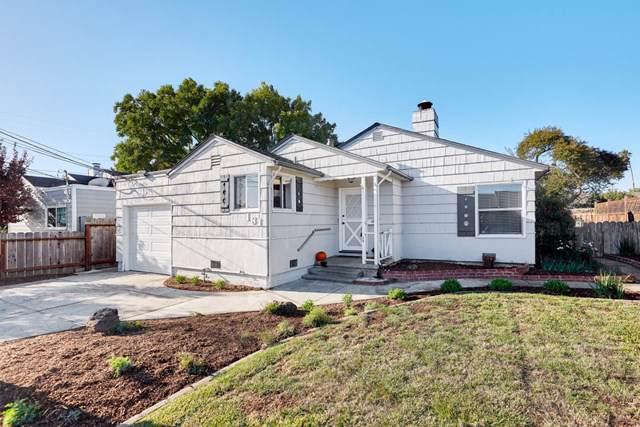 131 Huron Avenue, San Mateo, CA 94401 (#ML81772944) :: The Danae Aballi Team