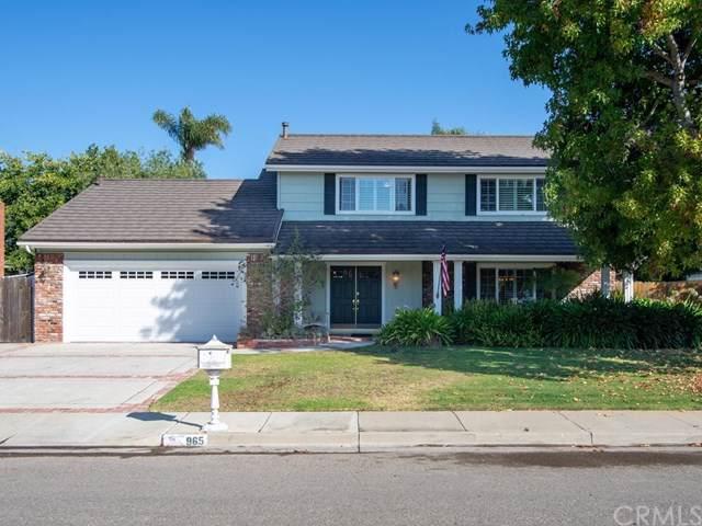 965 Briarcliff Drive, Santa Maria, CA 93455 (#PI19246342) :: RE/MAX Parkside Real Estate