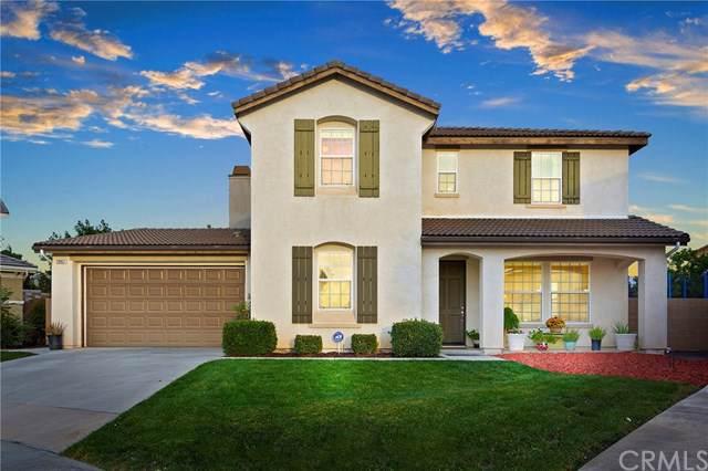 28857 Cloverdale Circle, Menifee, CA 92584 (#SW19245929) :: Harmon Homes, Inc.