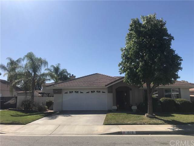 1070 Peacock Drive, San Jacinto, CA 92583 (#SW19242137) :: Harmon Homes, Inc.