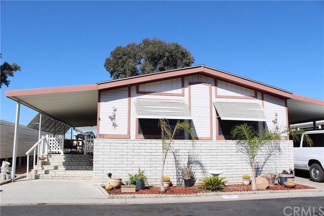 1300 W Menlo Avenue #67, Hemet, CA 92543 (#SW19246162) :: The Costantino Group | Cal American Homes and Realty
