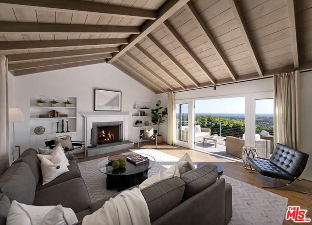 805 Alameda Padre Serra, Santa Barbara, CA 93103 (#19521906) :: RE/MAX Parkside Real Estate